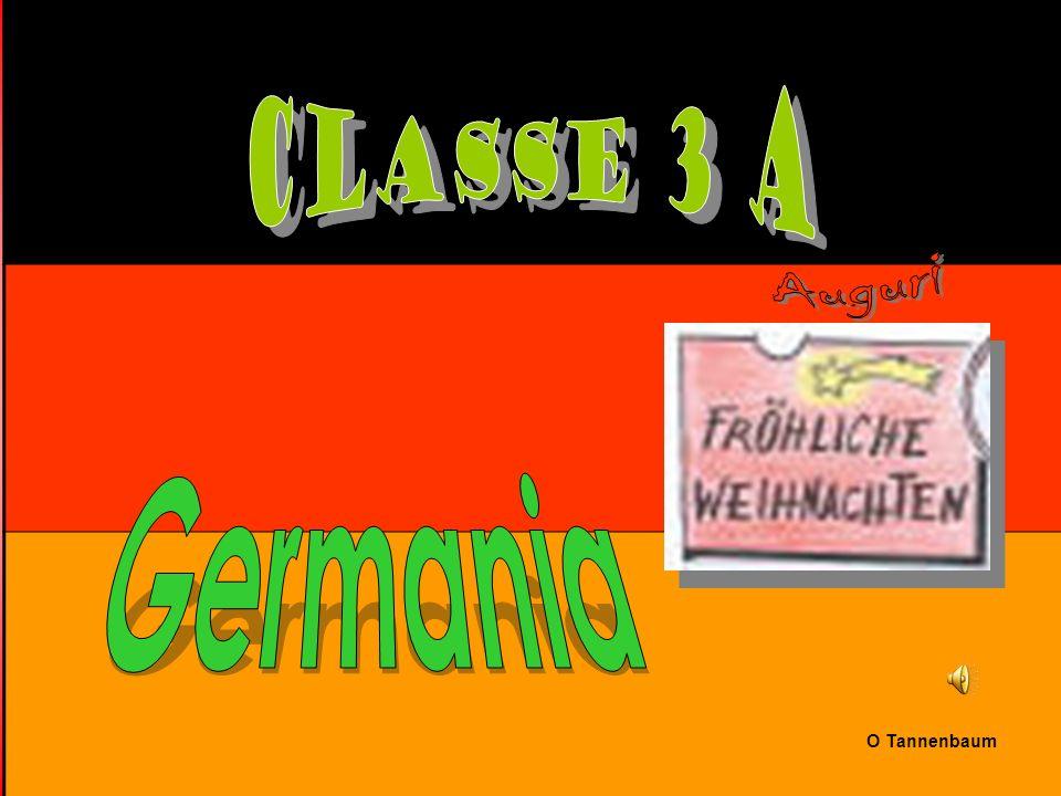 Tradizione In Germania si può dire che il periodo natalizio inizia già a novembre.