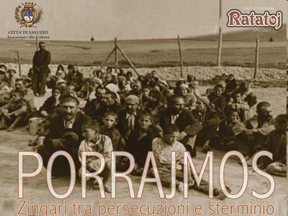 Il 17 ottobre 1939 Himmler, in una lettera alle autorità di polizia locale contenente suggerimenti per la registrazione dei rom, incluse un proscritto che, allinizio, recitava cosi : Gli zingari che dovranno essere arrestati devono essere sistemati in campi di raccolta speciali fino al momento della loro definitiva evacuazione.
