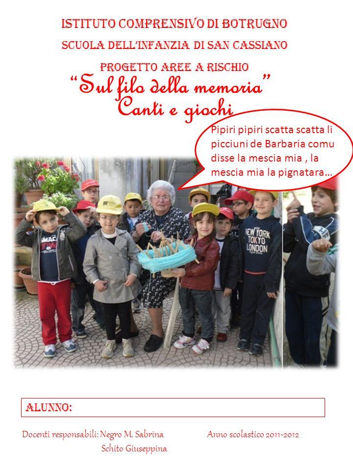 La squadra GIALLO- ROSSA è pronta per iniziare il suo viaggio: I tappa: CIRCOLO DELLE DONNE