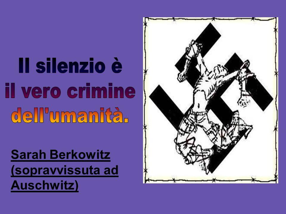 Sarah Berkowitz (sopravvissuta ad Auschwitz)