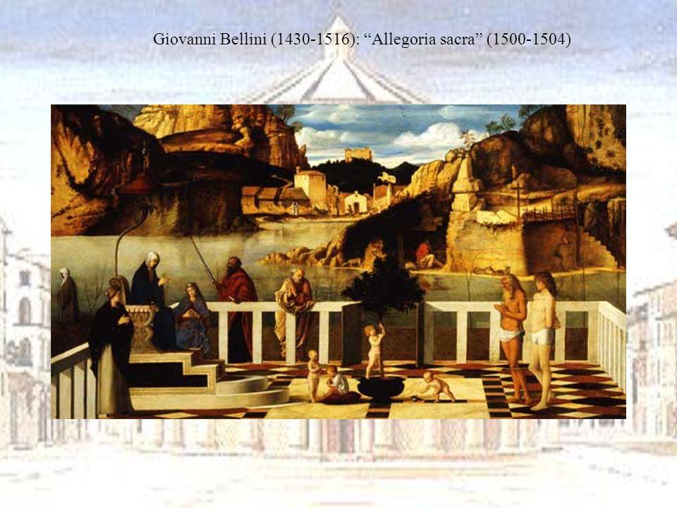 Pietro Perugino (1445-1523): Consegna delle chiavi a San Pietro (1481-1483)