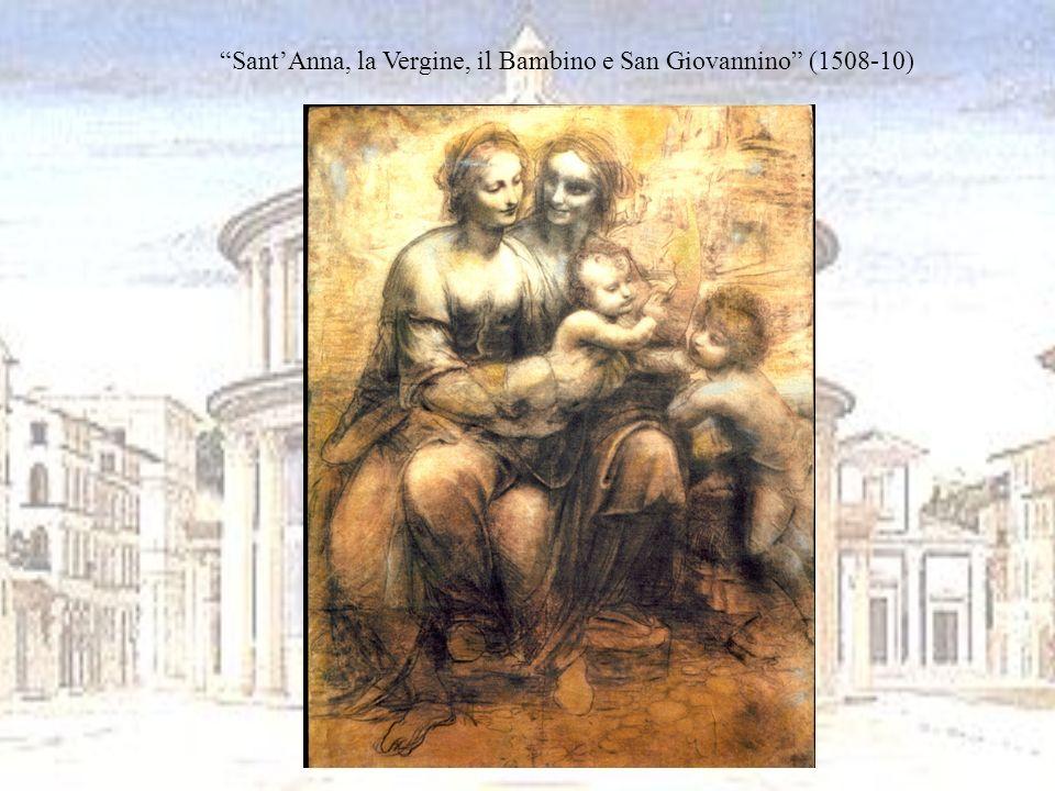 SantAnna, la Vergine, il Bambino e San Giovannino (1508-10)