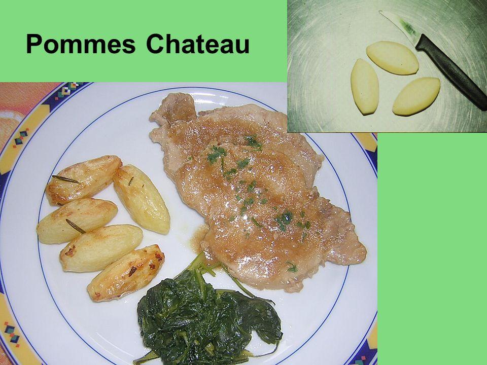 Pommes Chateau