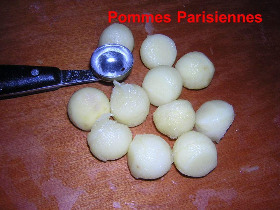 Pommes Parisiennes