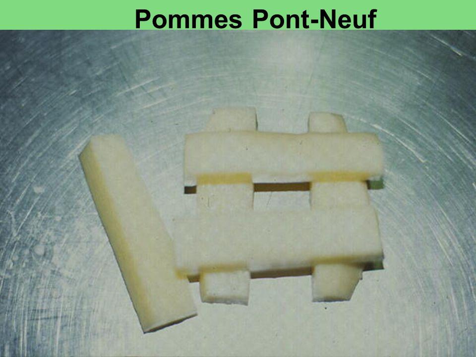 Pommes Pont-Neuf