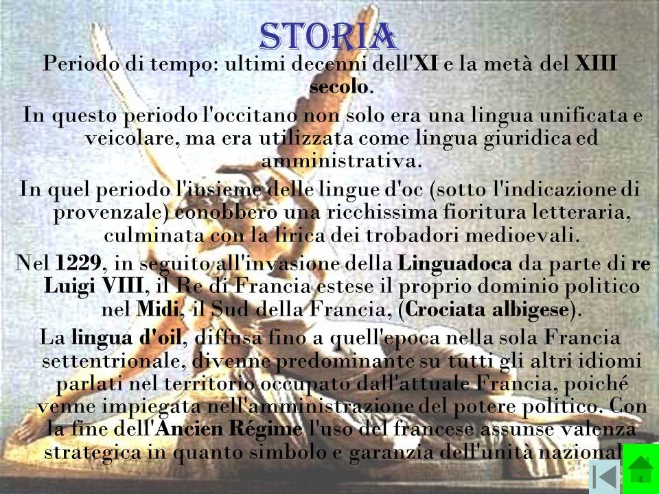 Origini della poesia provenzale È difficile individuare le origini della poesia lirica provenzale.