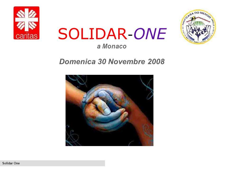 Solidar One SOLIDAR - ONE a Monaco Domenica 30 Novembre 2008