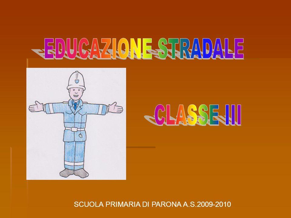 SCUOLA PRIMARIA DI PARONA A.S.2009-2010