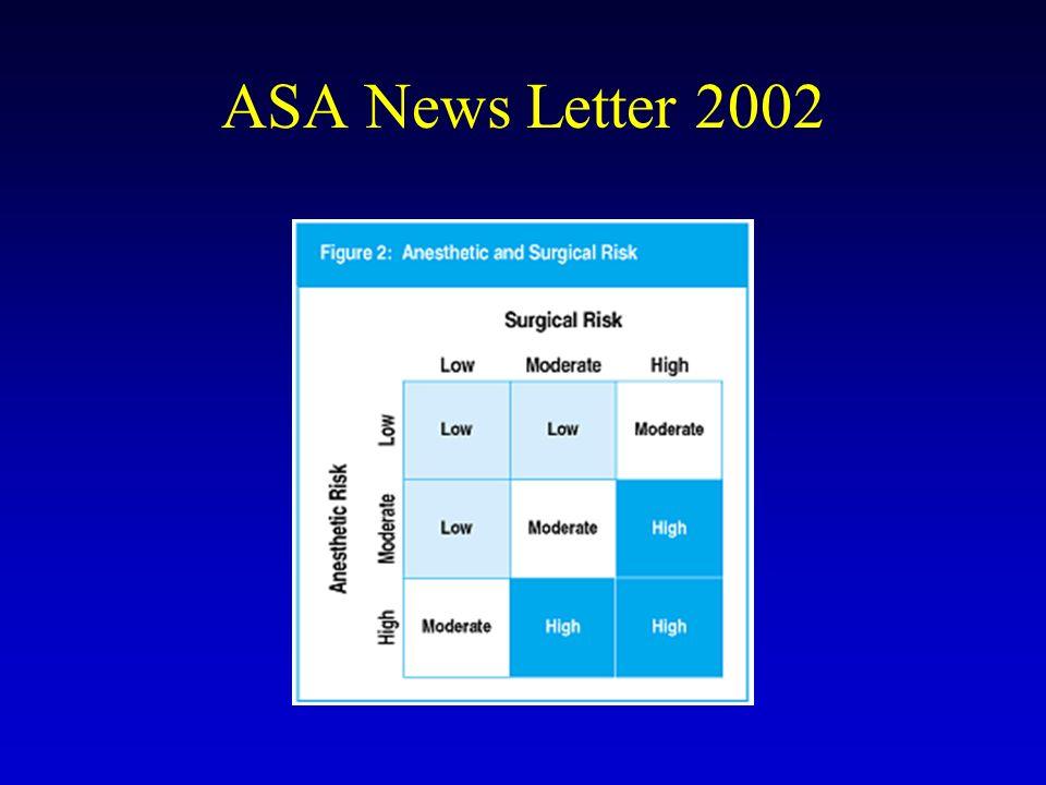 ASA News Letter 2002
