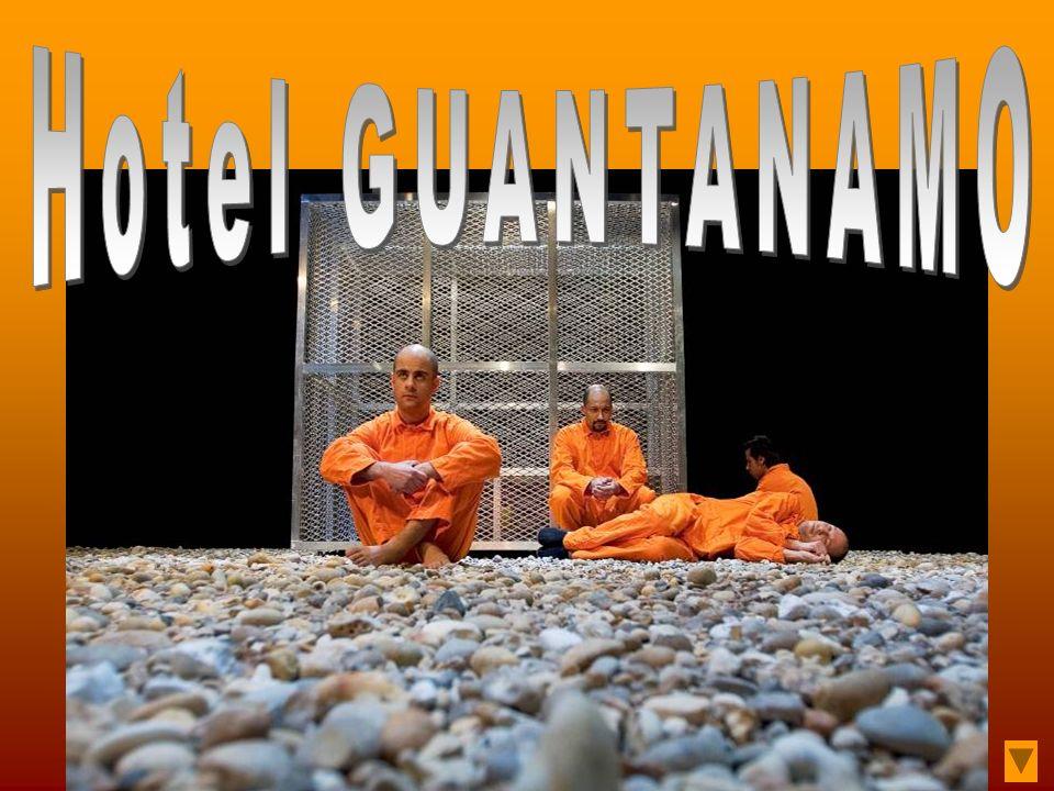 Grandi critiche a livello mondiale si alzarono nei confronti degli USA quando vennero internati a Guantanamo alcune decine di presunti terroristi.