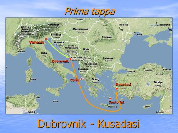 Dubrovnik il porto