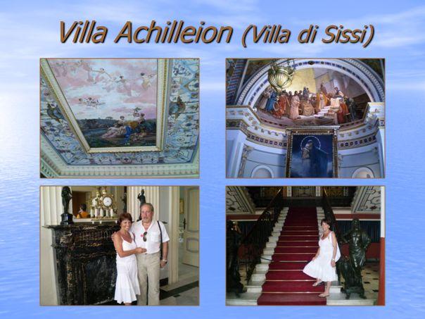 Corfù Villa Achilleion