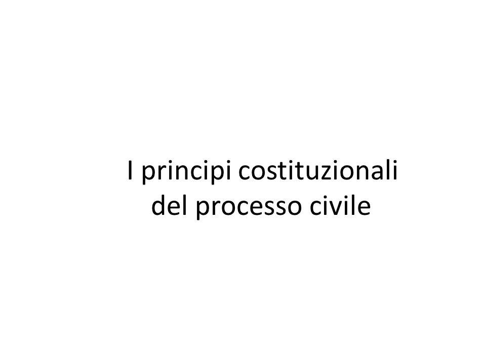 Garanzia del diritto di azione Art.24 Cost. Garanzia dellazione.