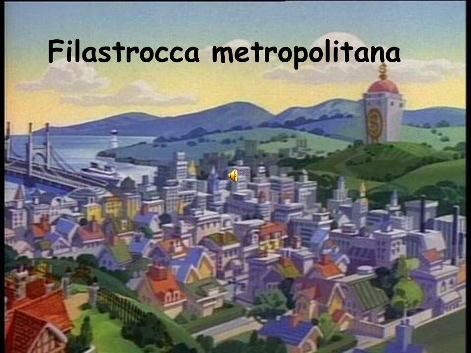 Filastrocca metropolitana