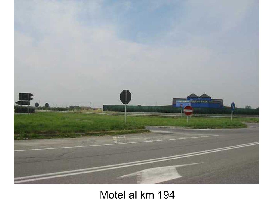 Motel al km 194