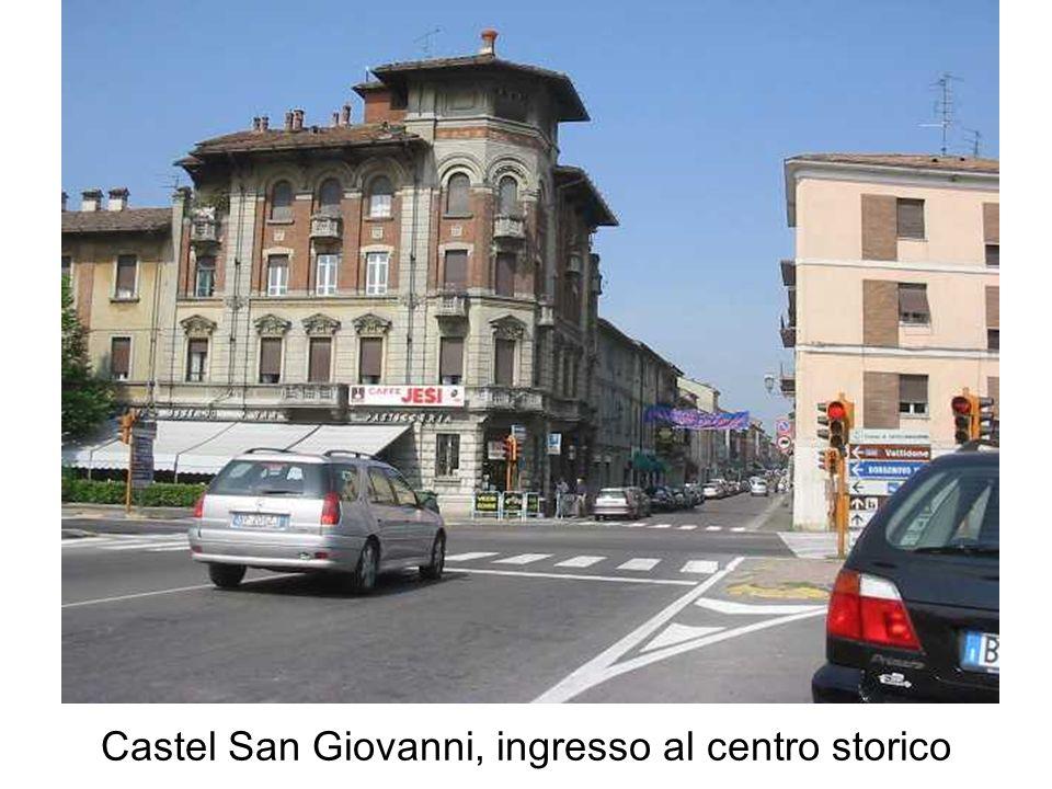 Castel San Giovanni, km 170