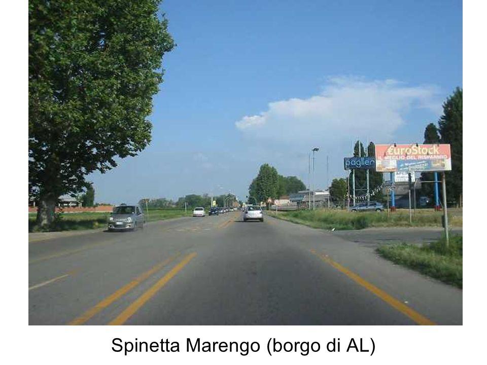 Spinetta Marengo (borgo di AL)