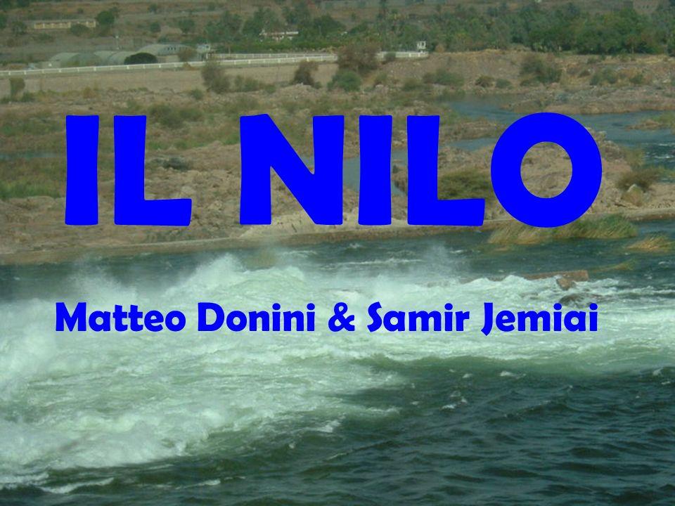 IL NILO Matteo Donini & Samir Jemiai