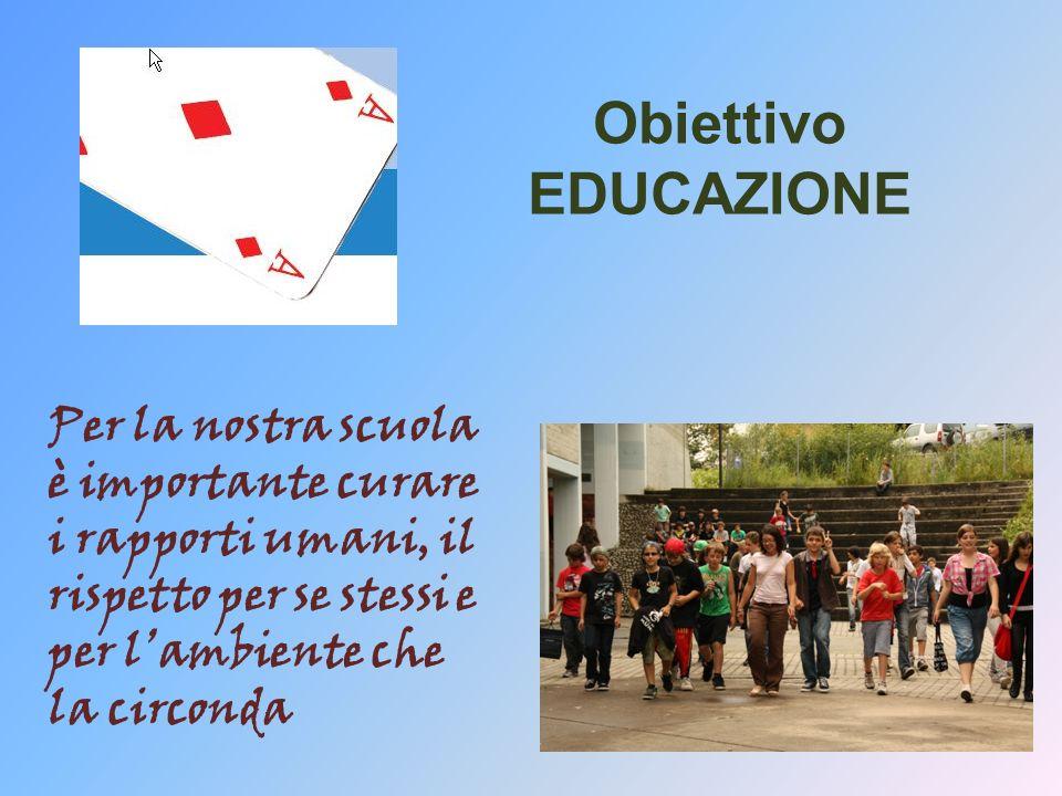 Obiettivo BENESSERE Per la nostra scuola è importante curare il benessere personale