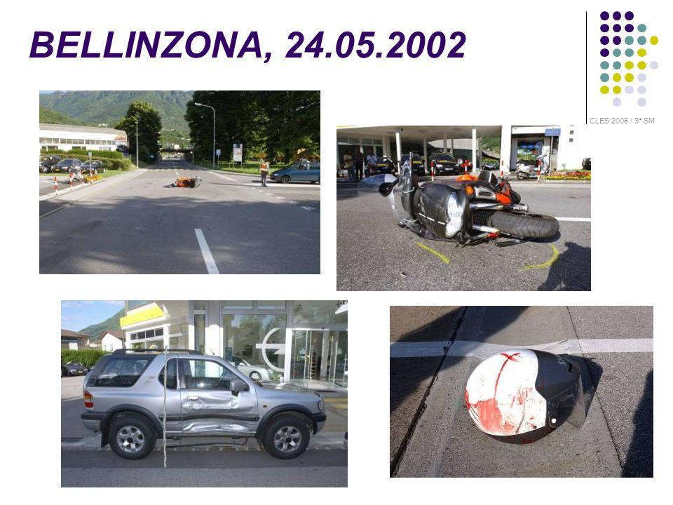 BELLINZONA, 24.05.2002 CLES 2006 / 3° SM