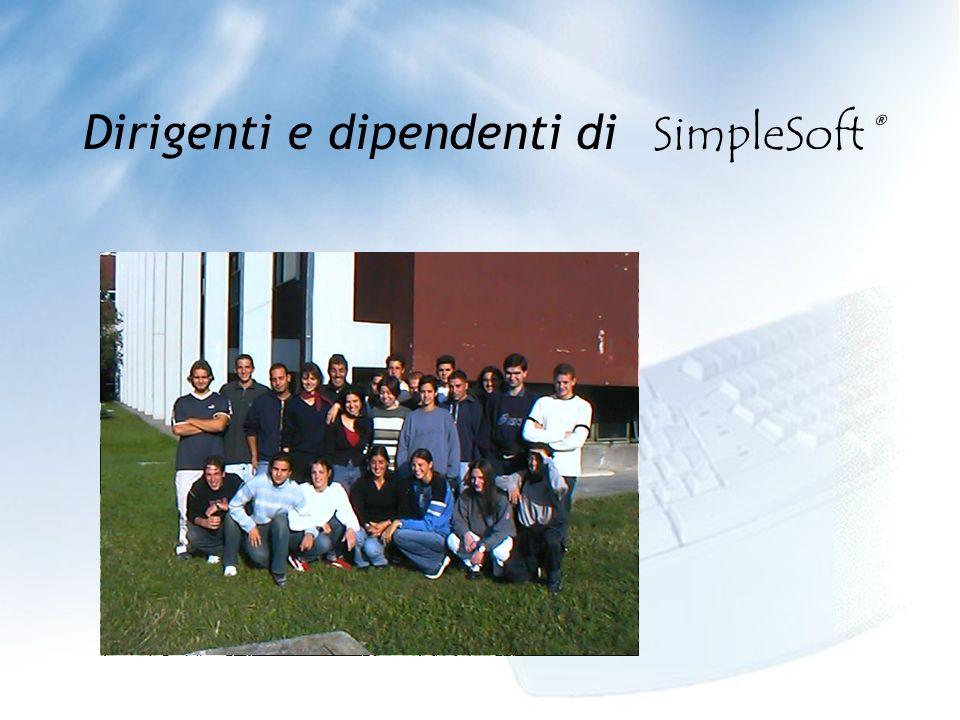 Dirigenti e dipendenti di SimpleSoft®