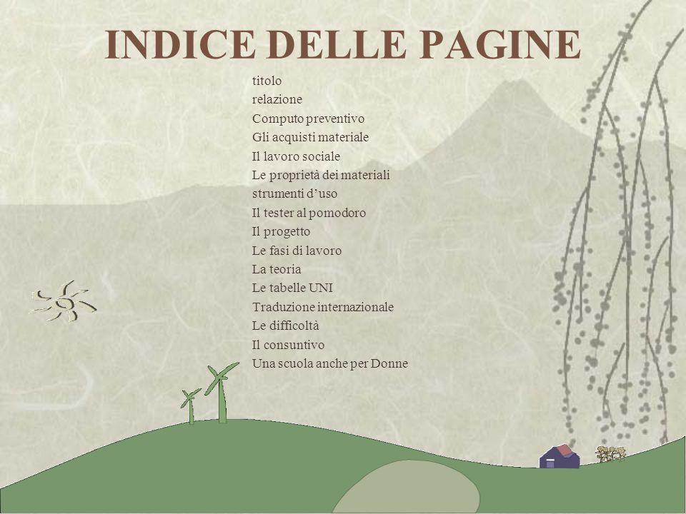 I.T.I.S.Nullo Bldini RaProgetto Integrato3