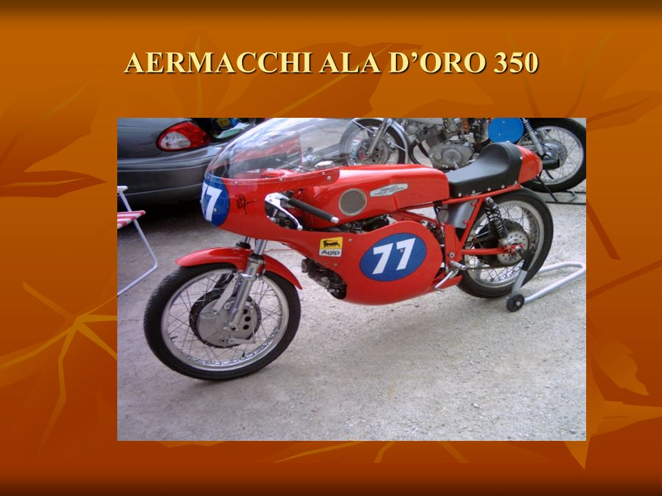 AERMACCHI ALA DORO 350