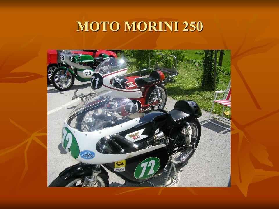 MOTO MORINI 250