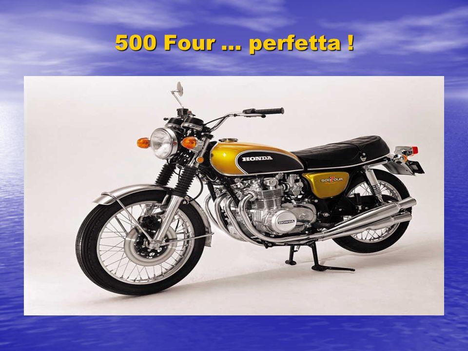 500 Four … perfetta !
