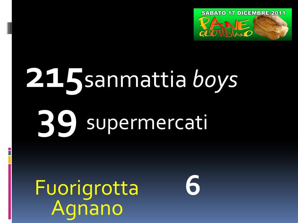 215 sanmattia boys 39 supermercati Vomero 4 Napoli Centro