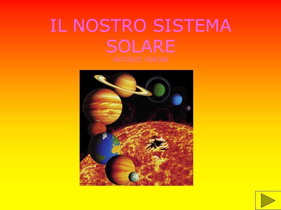 informazioni La nascita del mondo: il sistema solare è nato forse dallesplosione di una supernova.Una nuvola di polveri e gas si è condensata.