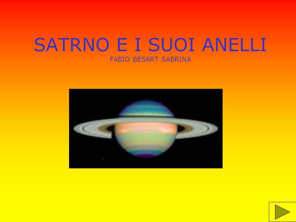 informazioni Saturno l incoronato si distingue per i suoi famosi anelli, che sono spessi circa 15 km, composti da frammenti di pietra ed di ghiaccio.