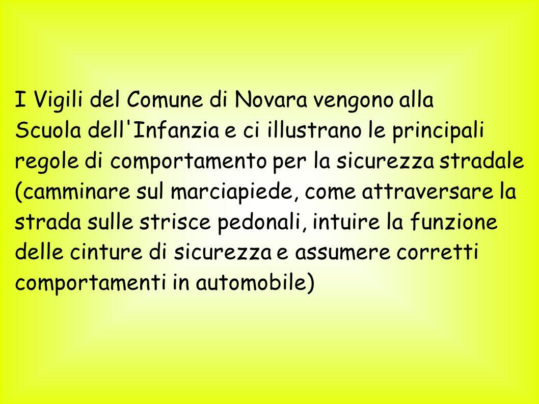 Insegnanti: Bovio Luisella Carbonatto Antonella