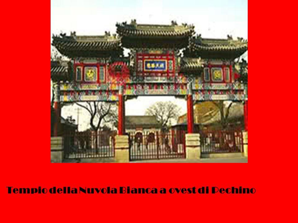T empio della Nuvola Bianca a ovest di Pechino