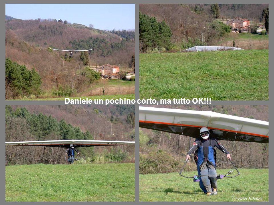 Daniele un pochino corto, ma tutto OK!!! Foto By A. Antoni