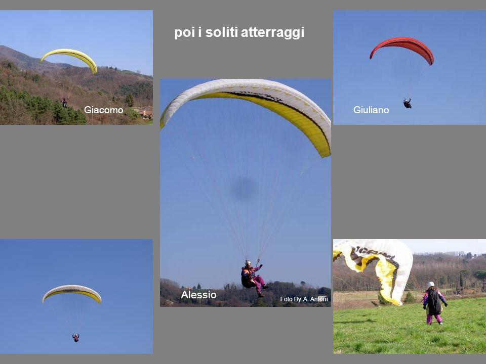 poi i soliti atterraggi Alessio GiulianoGiacomo Foto By A. Antoni