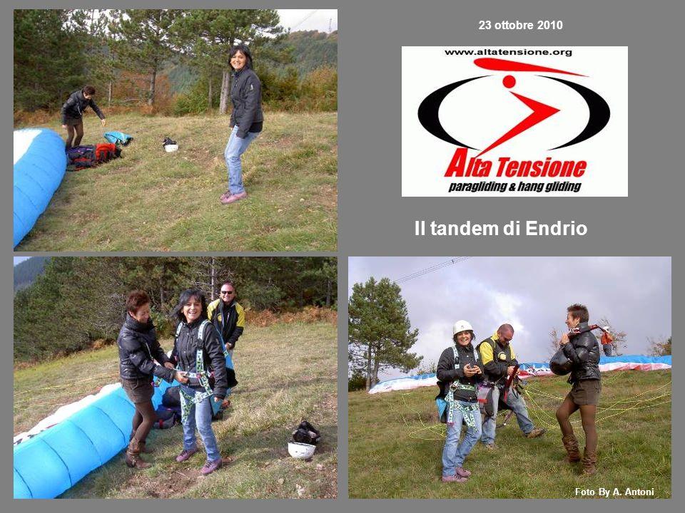 23 ottobre 2010 Il tandem di Endrio Foto By A. Antoni