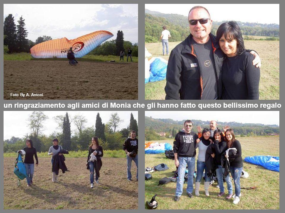 continuano gli atterraggi del team Antonio Manubrio Foto By A. Antoni