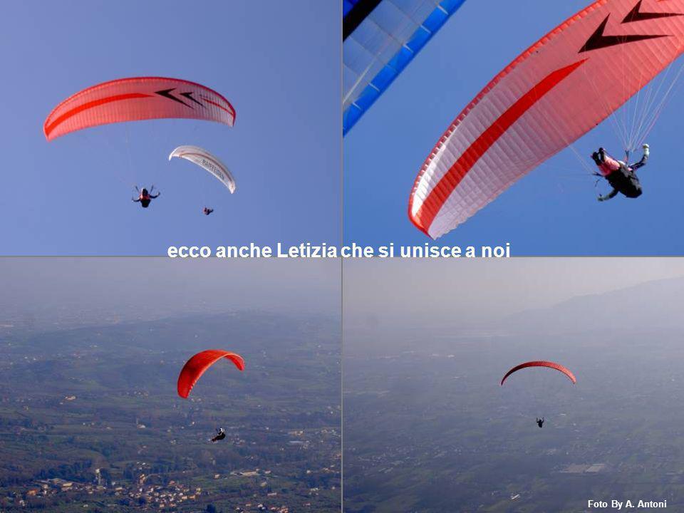 ecco anche Letizia che si unisce a noi Foto By A. Antoni