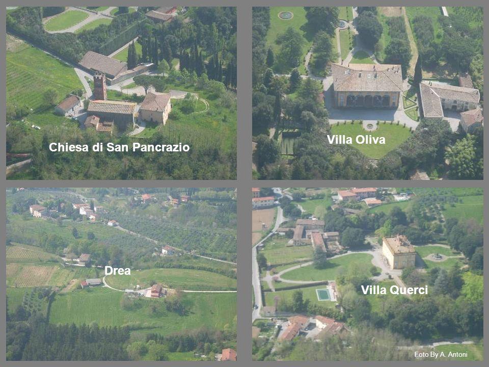 Chiesa di San Pancrazio Villa Oliva Villa Querci Drea Foto By A. Antoni
