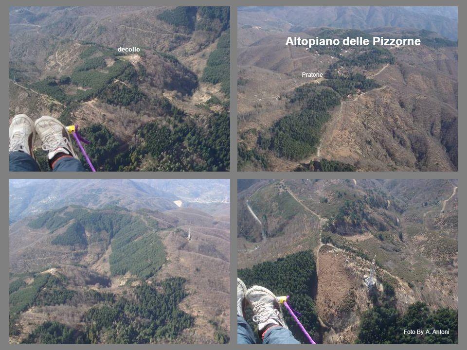 Altopiano delle Pizzorne Pratone decollo Foto By A. Antoni