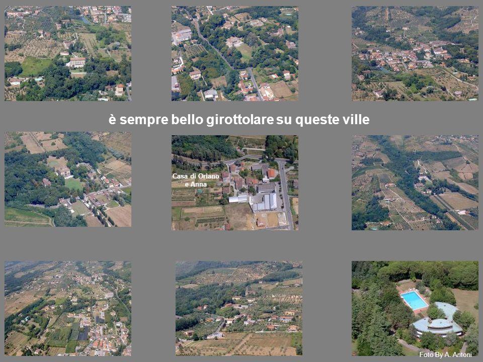 è sempre bello girottolare su queste ville Casa di Oriano e Anna Foto By A. Antoni