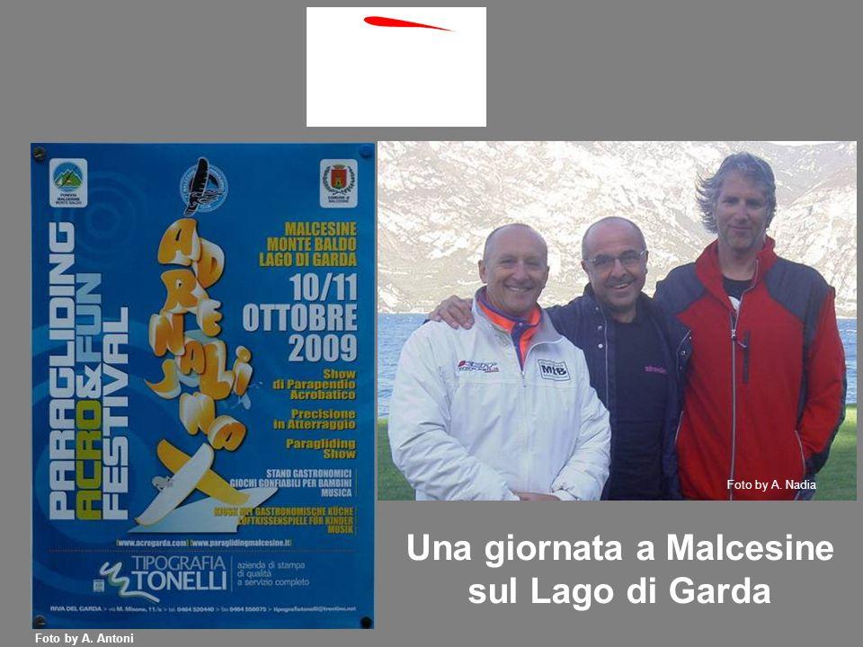 Una giornata a Malcesine sul Lago di Garda Foto by A. Antoni Foto by A. Nadia