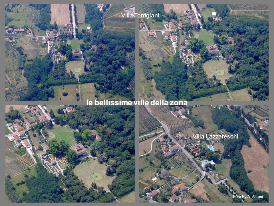 Villa Torrigiani Villa Lazzareschi le bellissime ville della zona Foto By A. Antoni