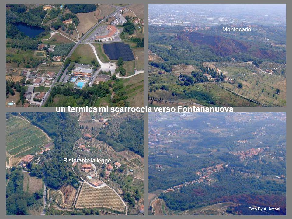 un termica mi scarroccia verso Fontananuova Ristorante la legge Montecarlo Foto By A. Antoni