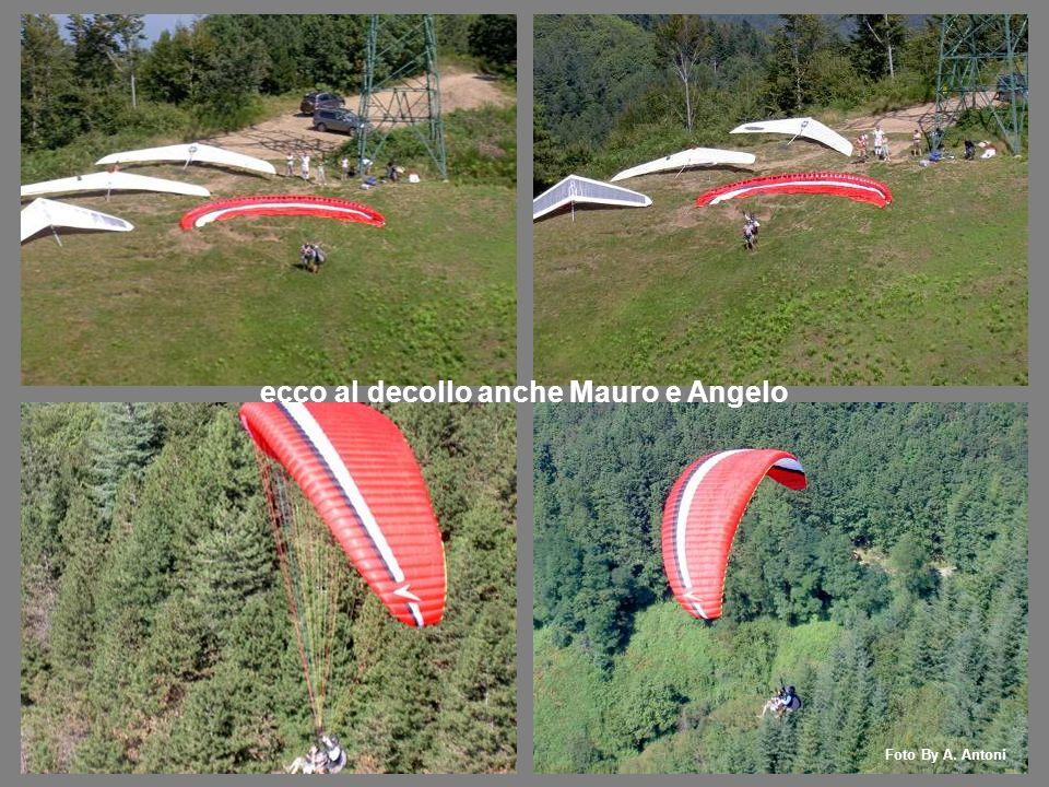 ecco al decollo anche Mauro e Angelo Foto By A. Antoni
