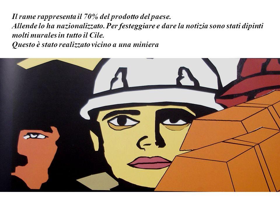 Ci sarà lavoro per tutti. Assicurare loccupazione è stata una delle decisioni più importanti del Governo di Salvador Allende.1972