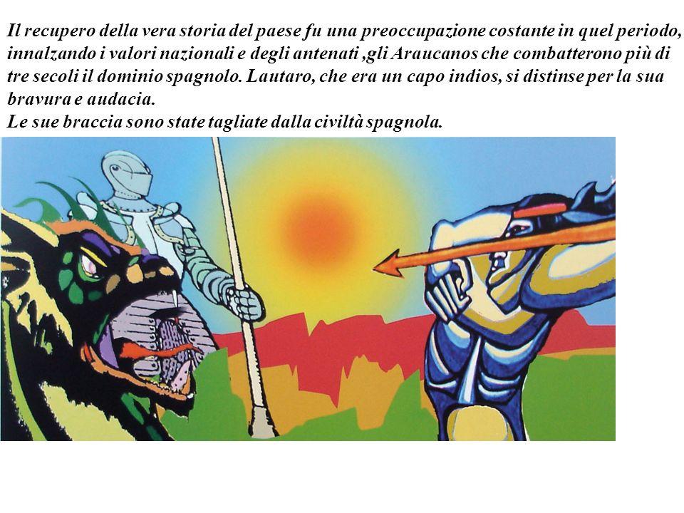 Nellesilio allestero e specialmente in Francia e in Italia si sono formate le Brigadas Salvador Allende, che realizzavano murales contro la dittatura.