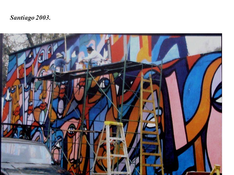 San Joaquin, Santiago del Cile. 2003