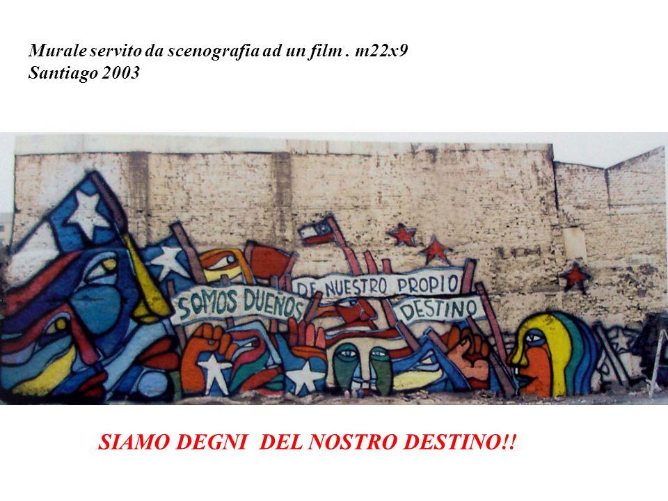 Santiago 2003.